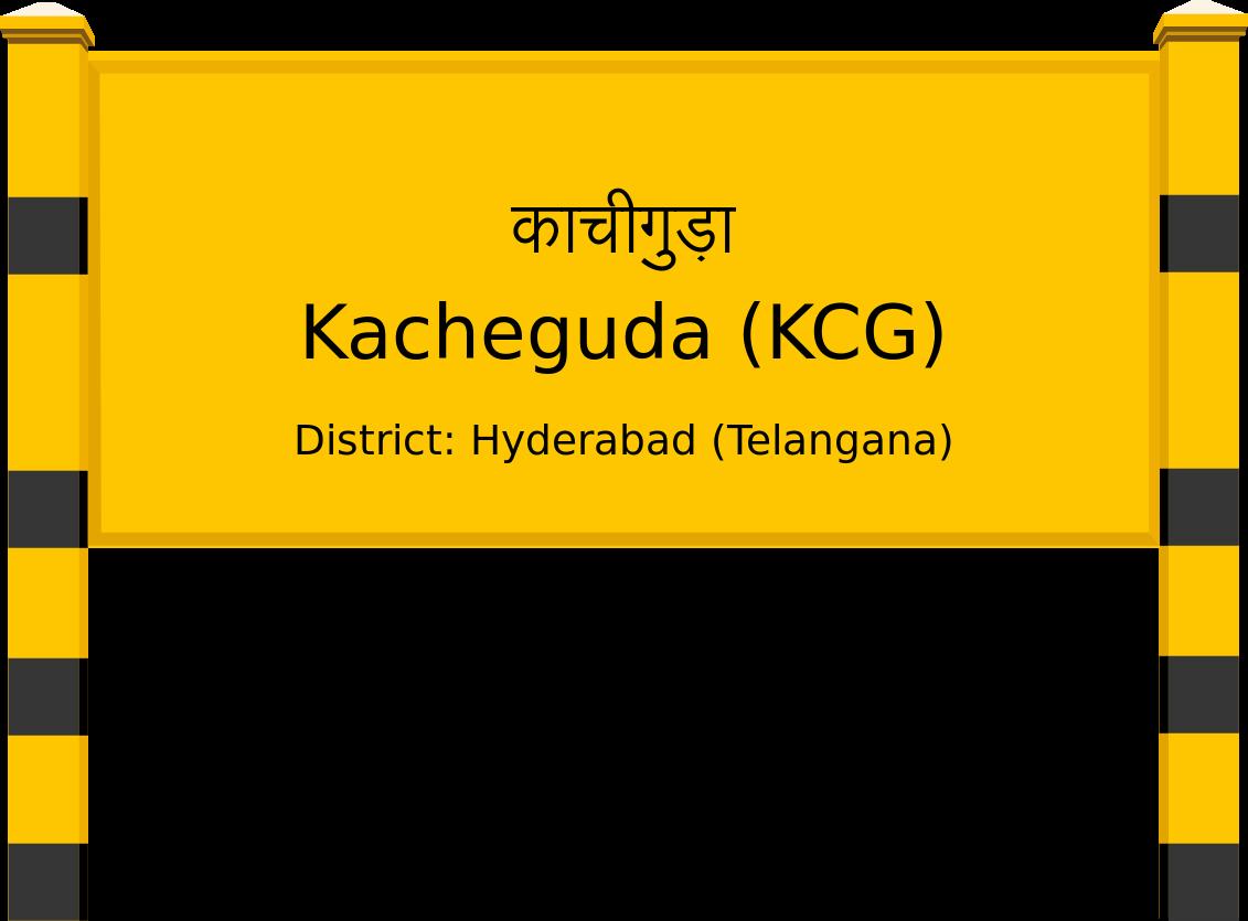 Kacheguda (KCG) Railway Station