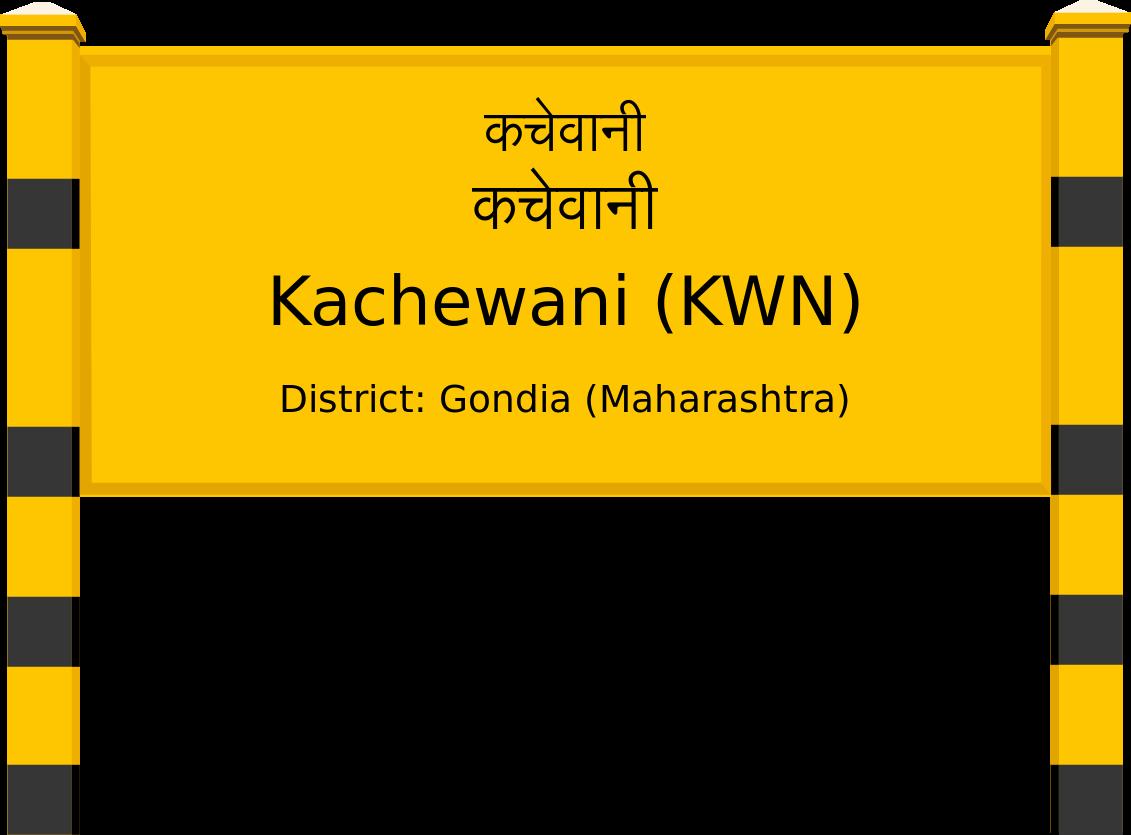 Kachewani (KWN) Railway Station