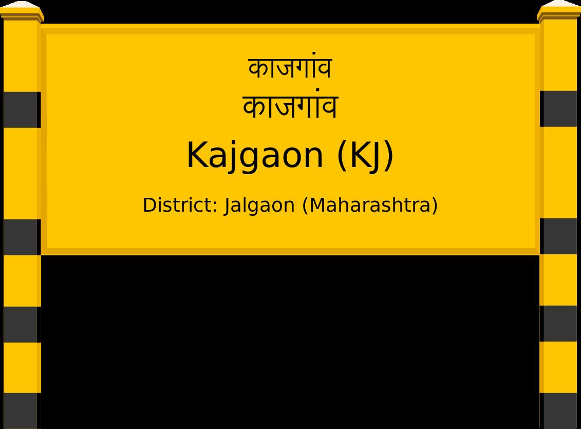 Kajgaon (KJ) Railway Station