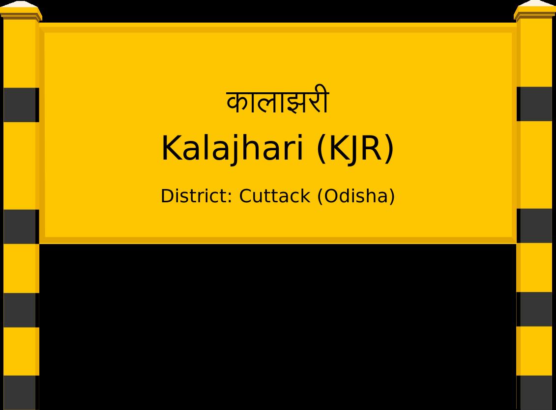 Kalajhari (KJR) Railway Station