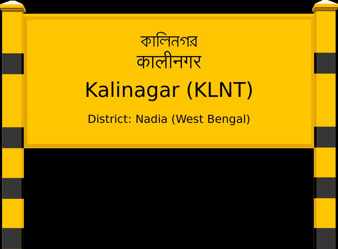 Kalinagar (KLNT) Railway Station