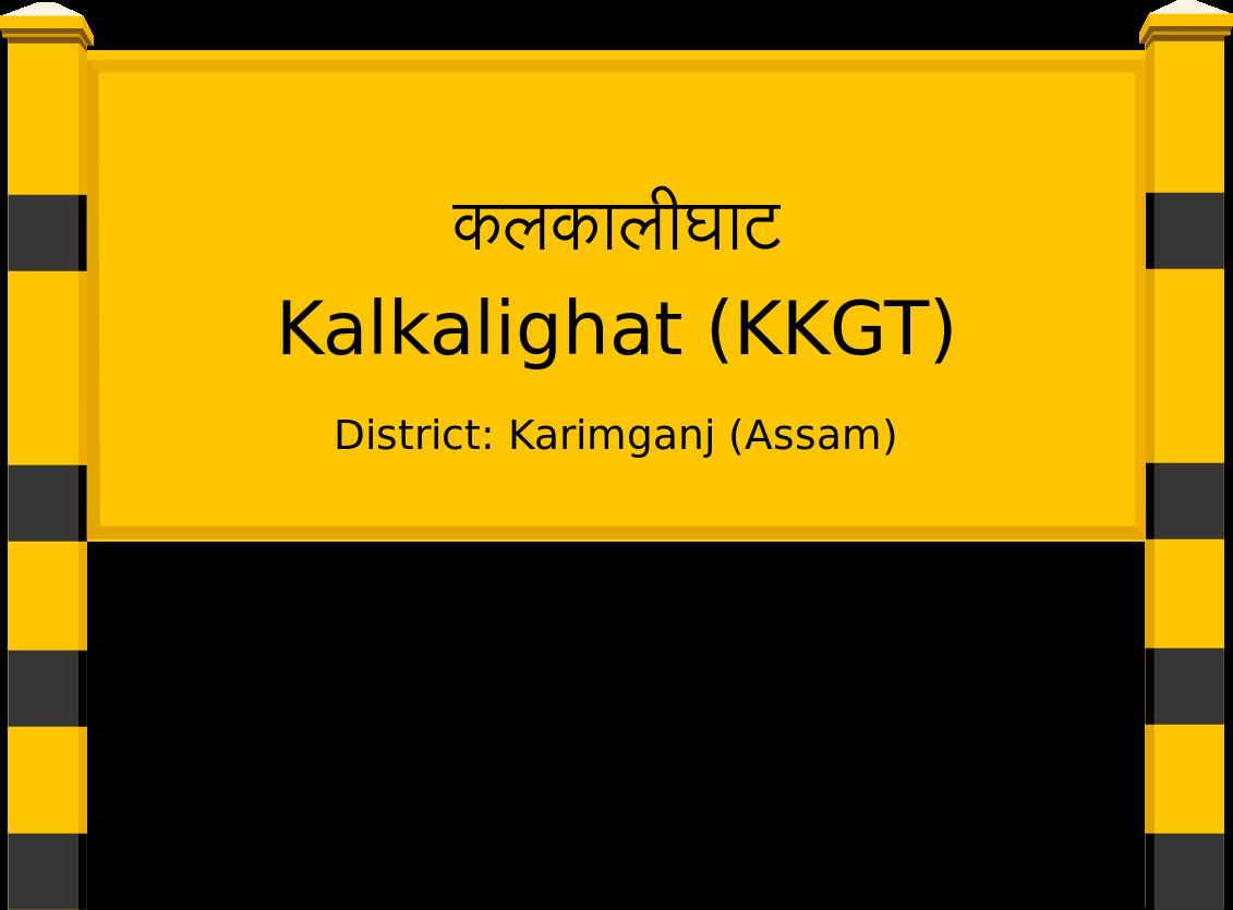 Kalkalighat (KKGT) Railway Station
