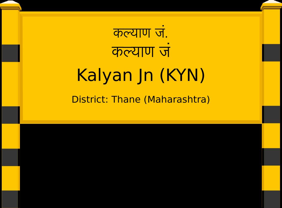Kalyan Jn (KYN) Railway Station