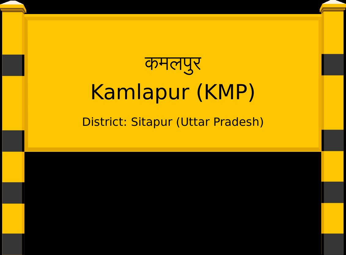 Kamlapur (KMP) Railway Station