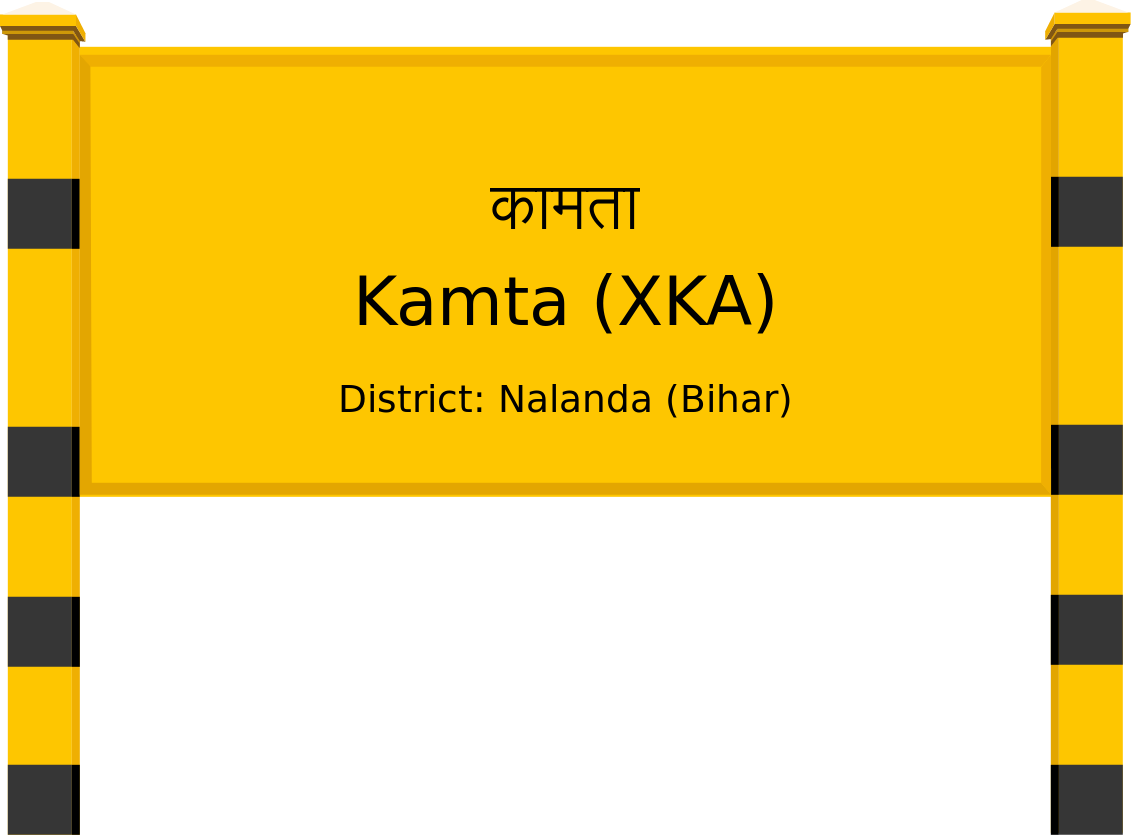 Kamta (XKA) Railway Station