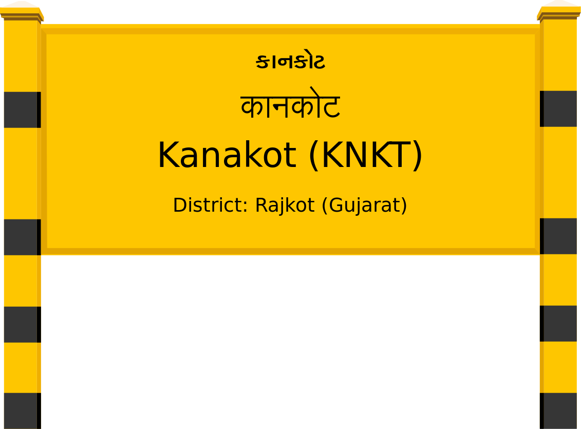 Kanakot (KNKT) Railway Station