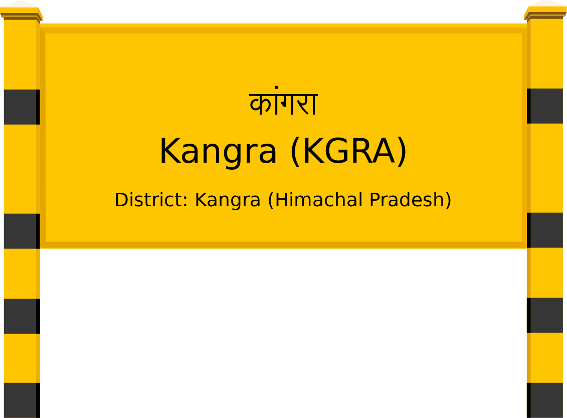 Kangra (KGRA) Railway Station