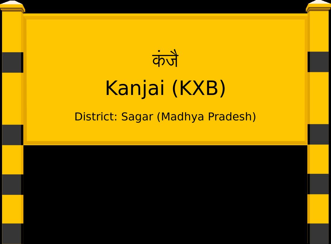 Kanjai (KXB) Railway Station