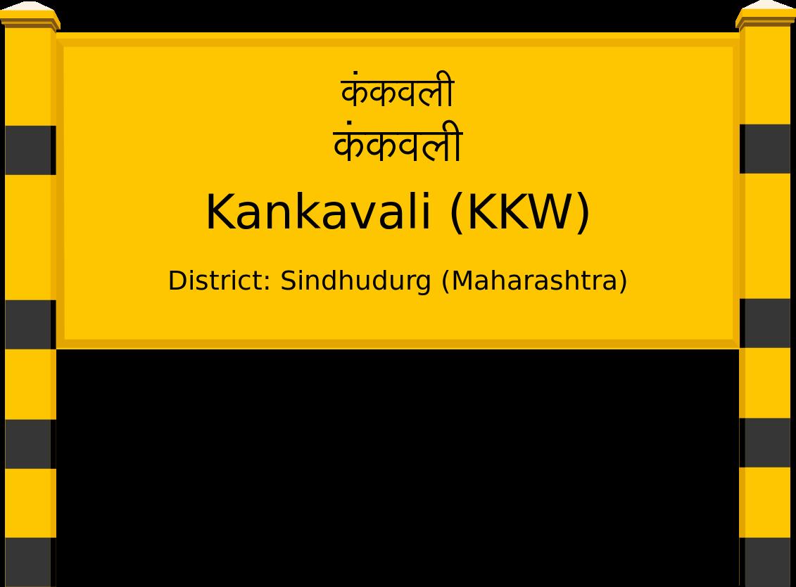 Kankavali (KKW) Railway Station