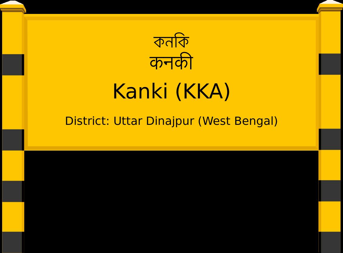 Kanki (KKA) Railway Station