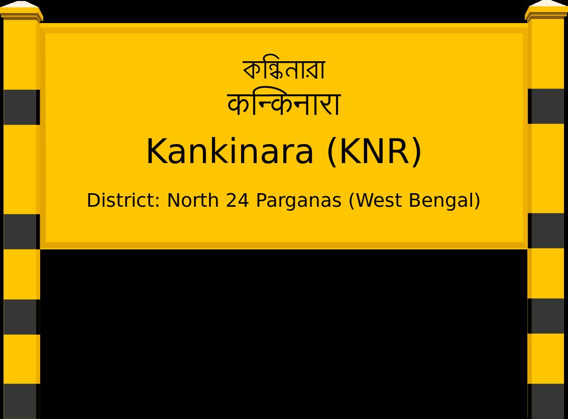 Kankinara (KNR) Railway Station