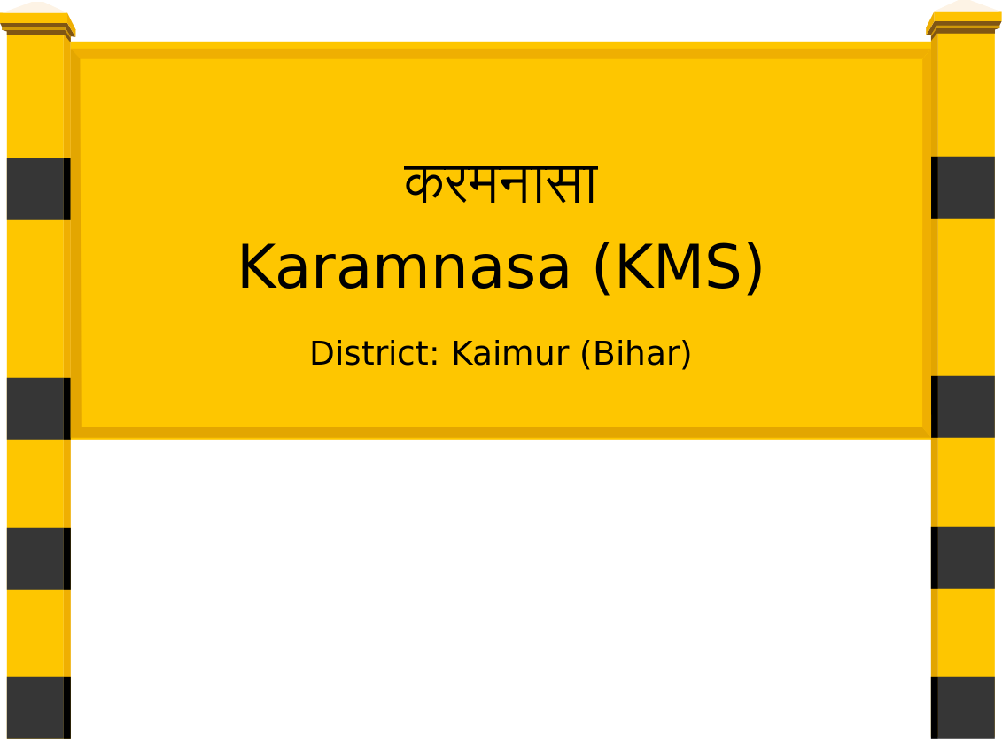 Karamnasa (KMS) Railway Station