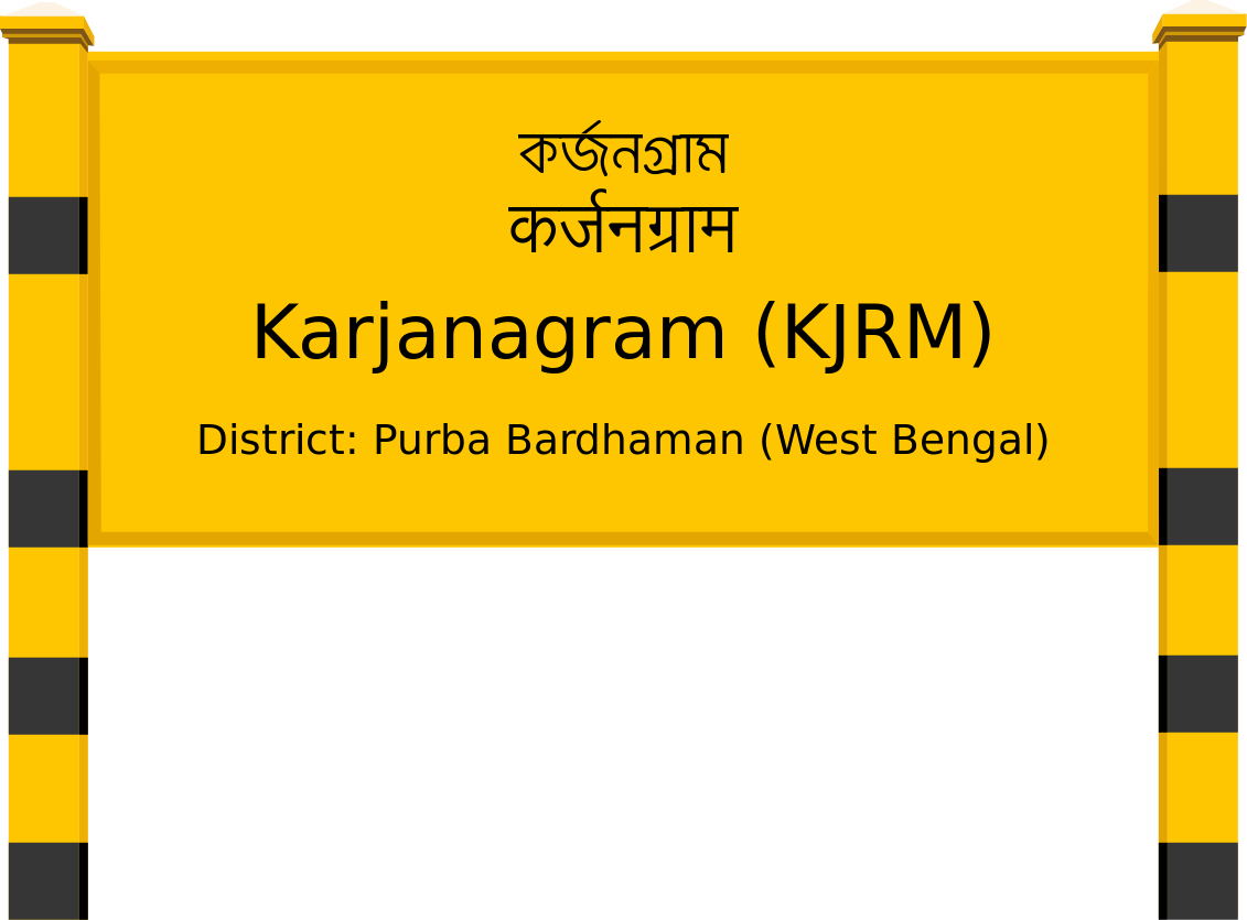 Karjanagram (KJRM) Railway Station
