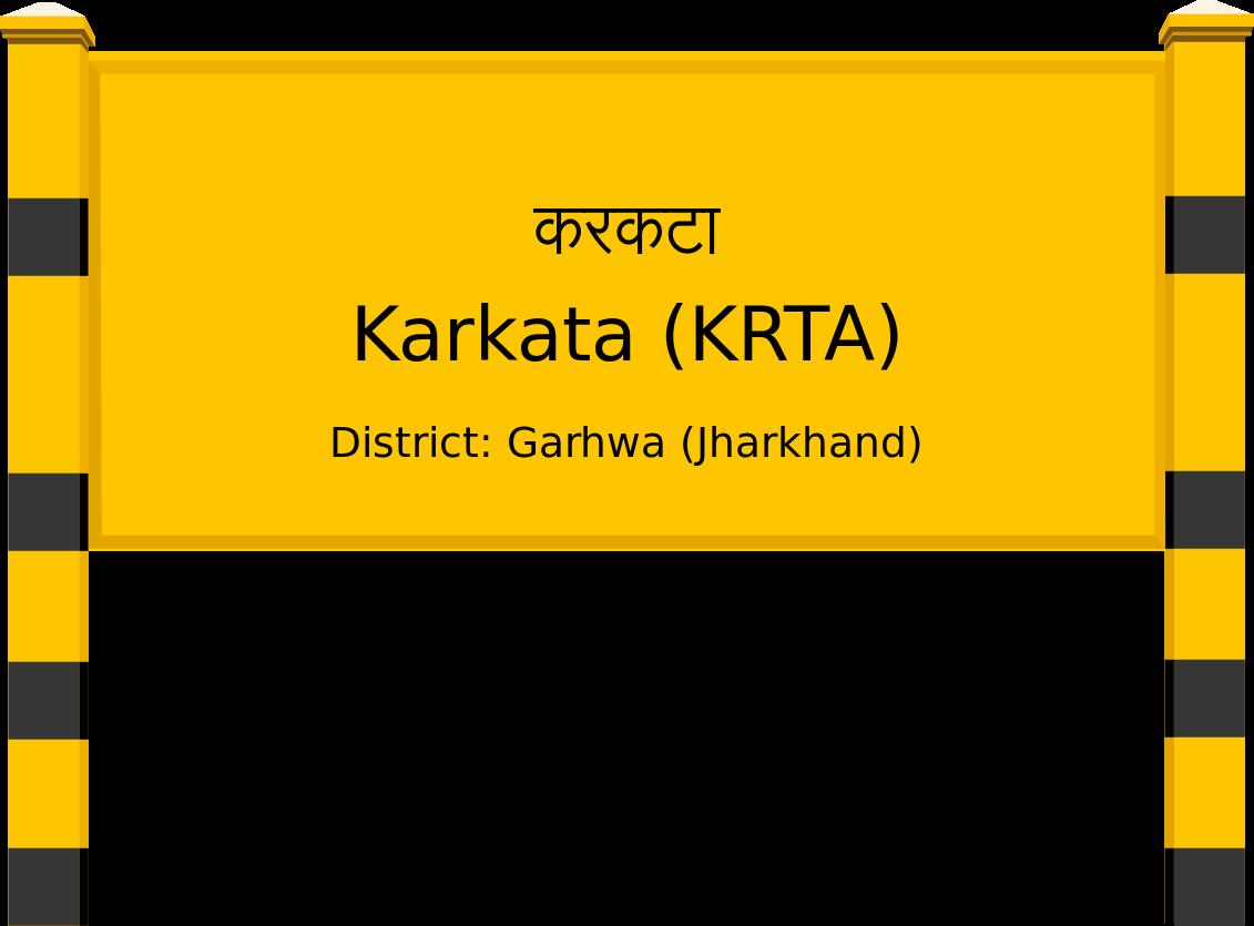 Karkata (KRTA) Railway Station