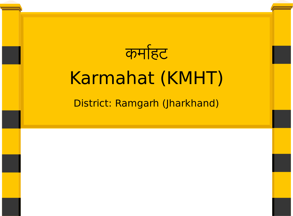 Karmahat (KMHT) Railway Station