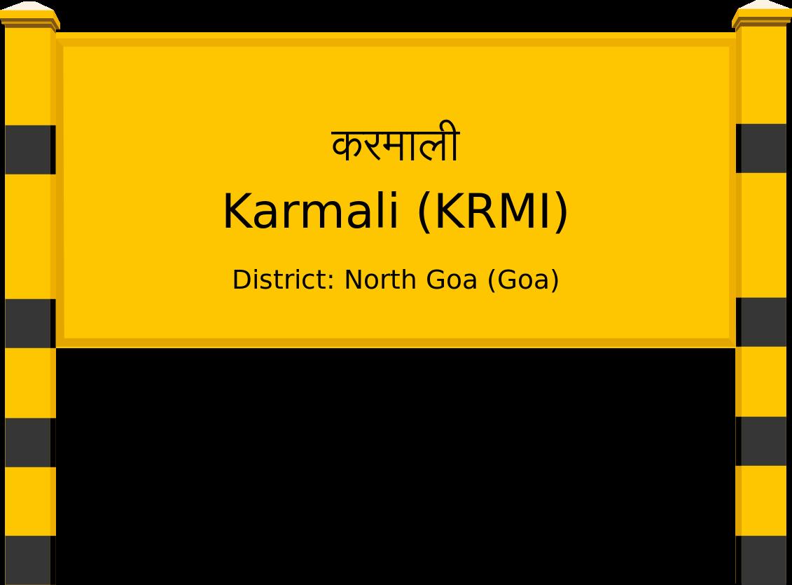 Karmali (KRMI) Railway Station