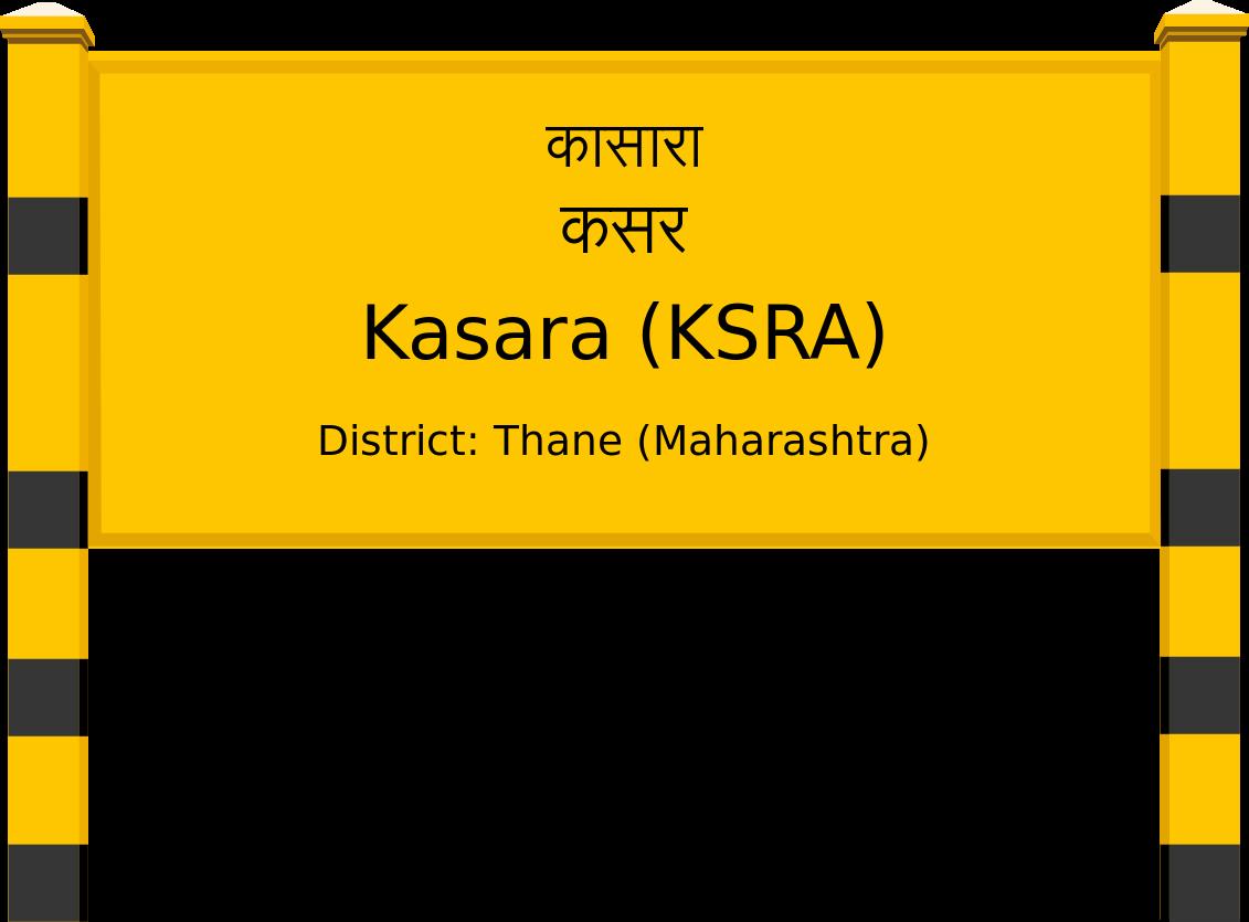 Kasara (KSRA) Railway Station