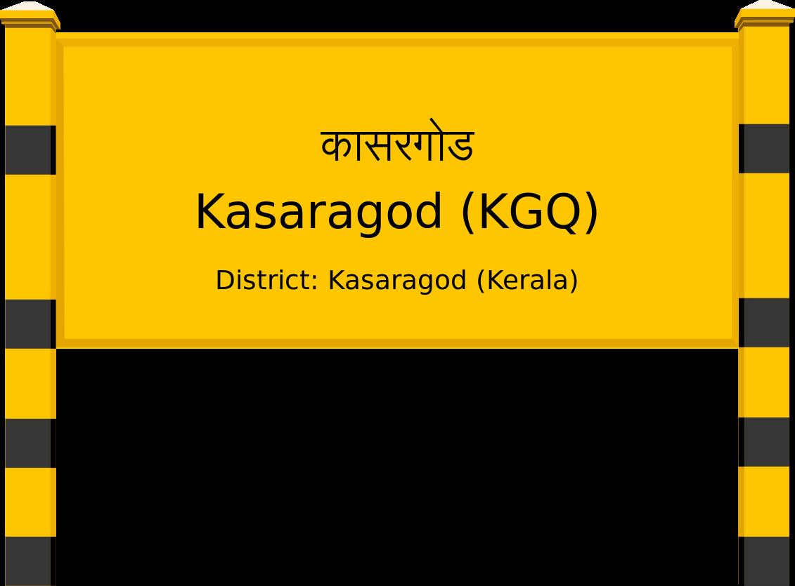 Kasaragod (KGQ) Railway Station