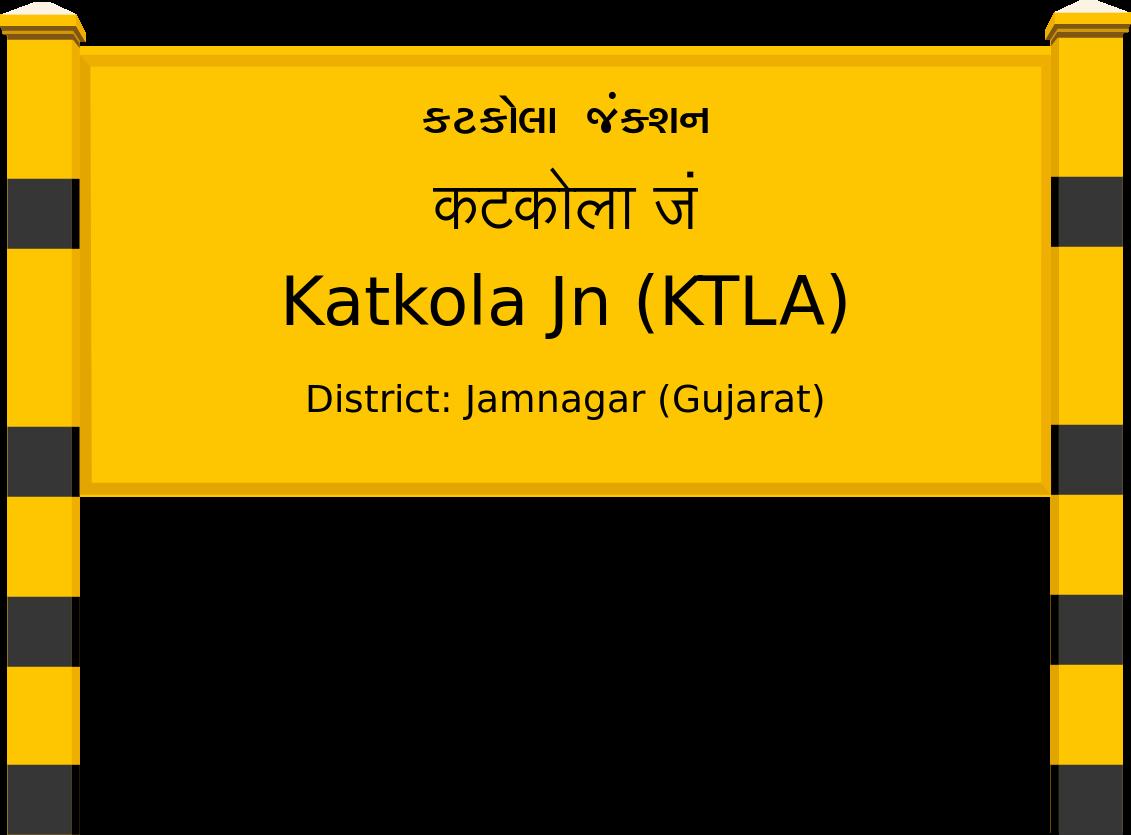 Katkola Jn (KTLA) Railway Station