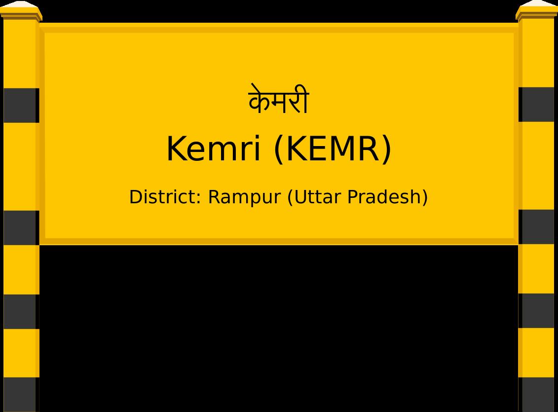 Kemri (KEMR) Railway Station
