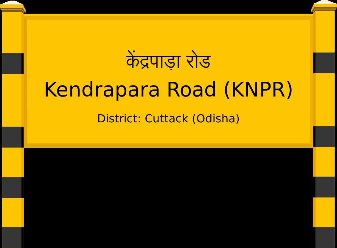 Kendrapara Road (KNPR) Railway Station