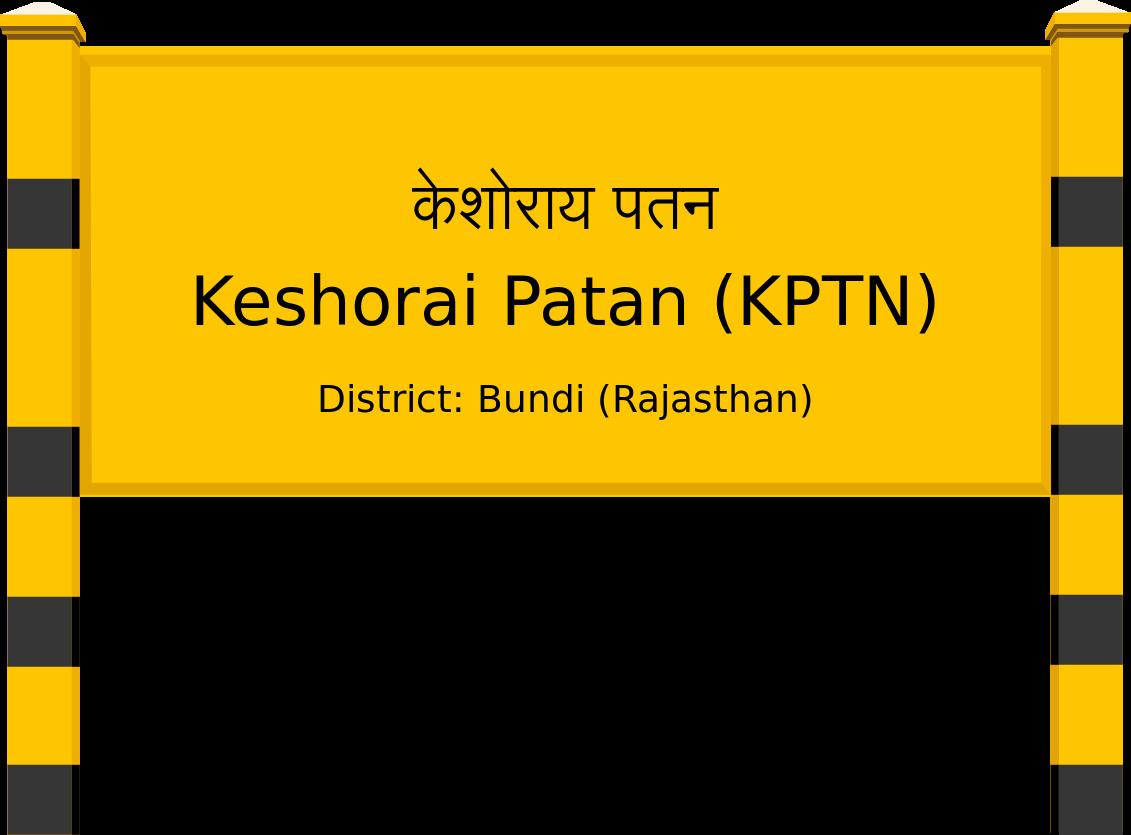 Keshorai Patan (KPTN) Railway Station