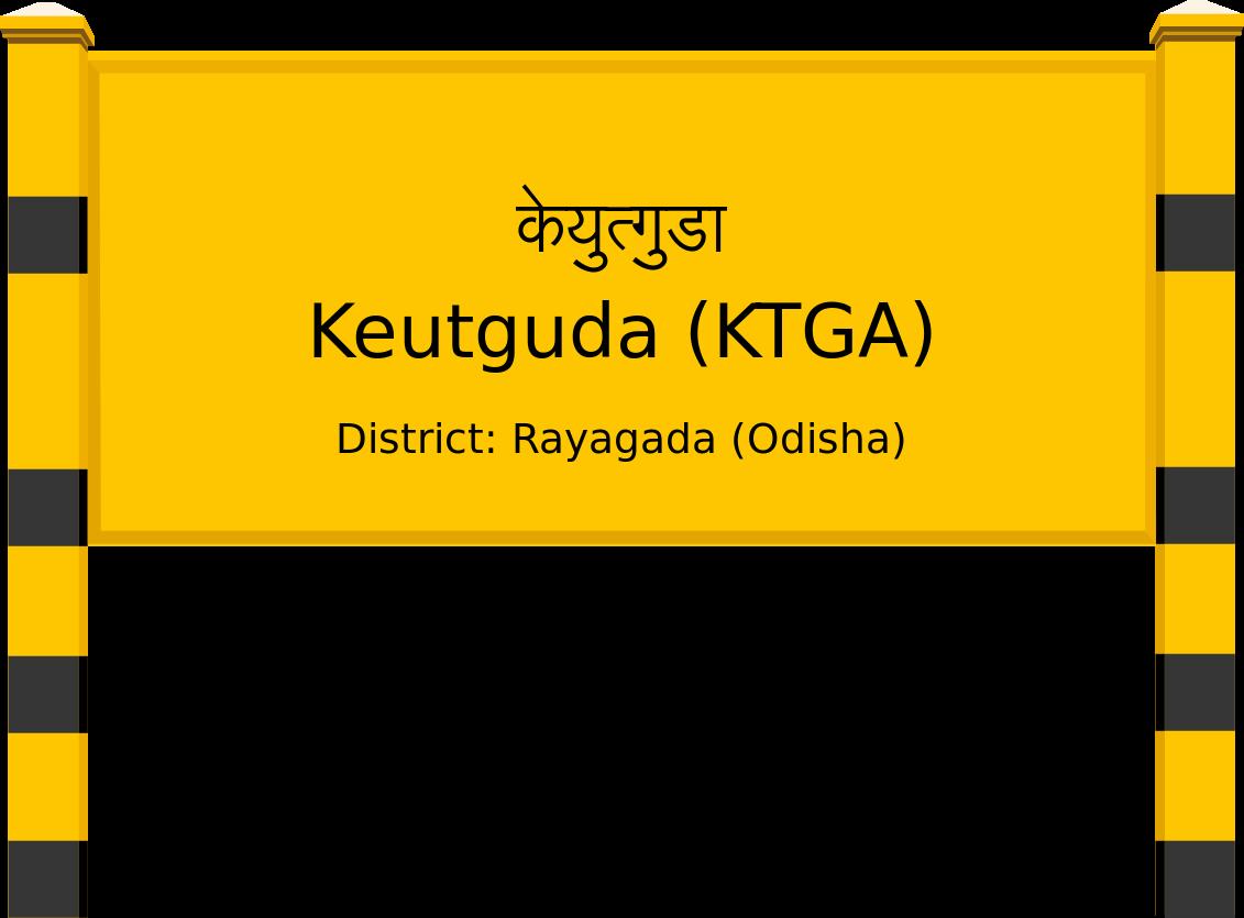 Keutguda (KTGA) Railway Station