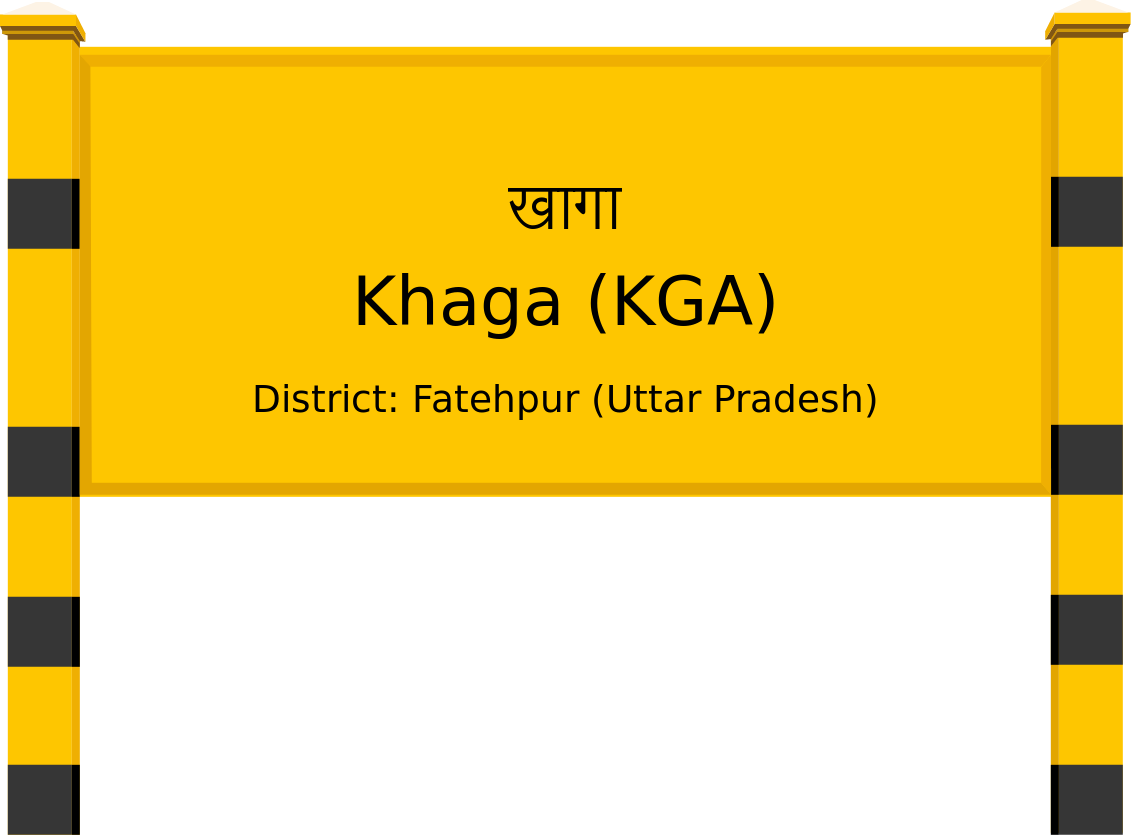 Khaga (KGA) Railway Station