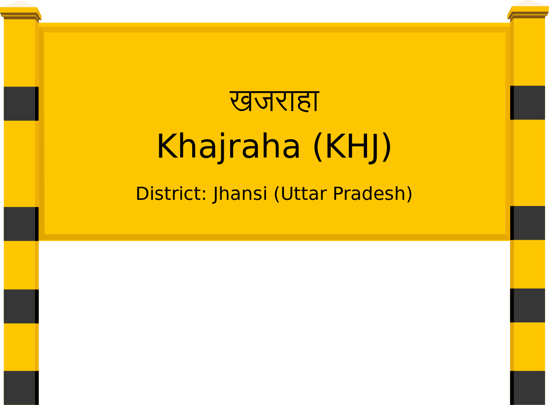 Khajraha (KHJ) Railway Station