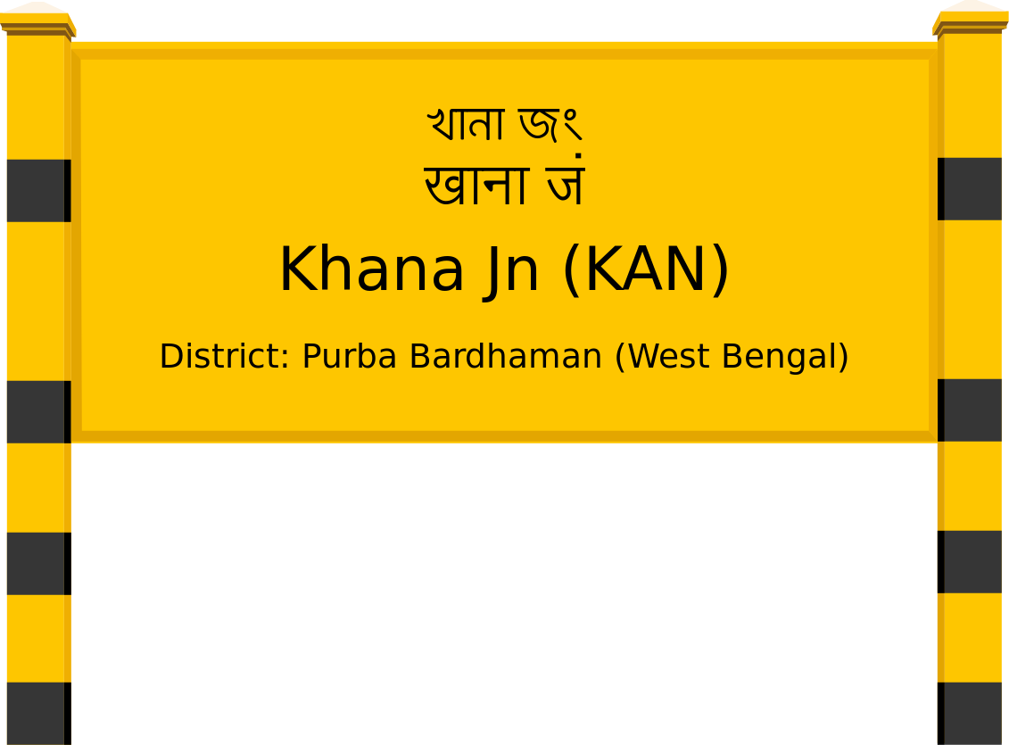 Khana Jn (KAN) Railway Station