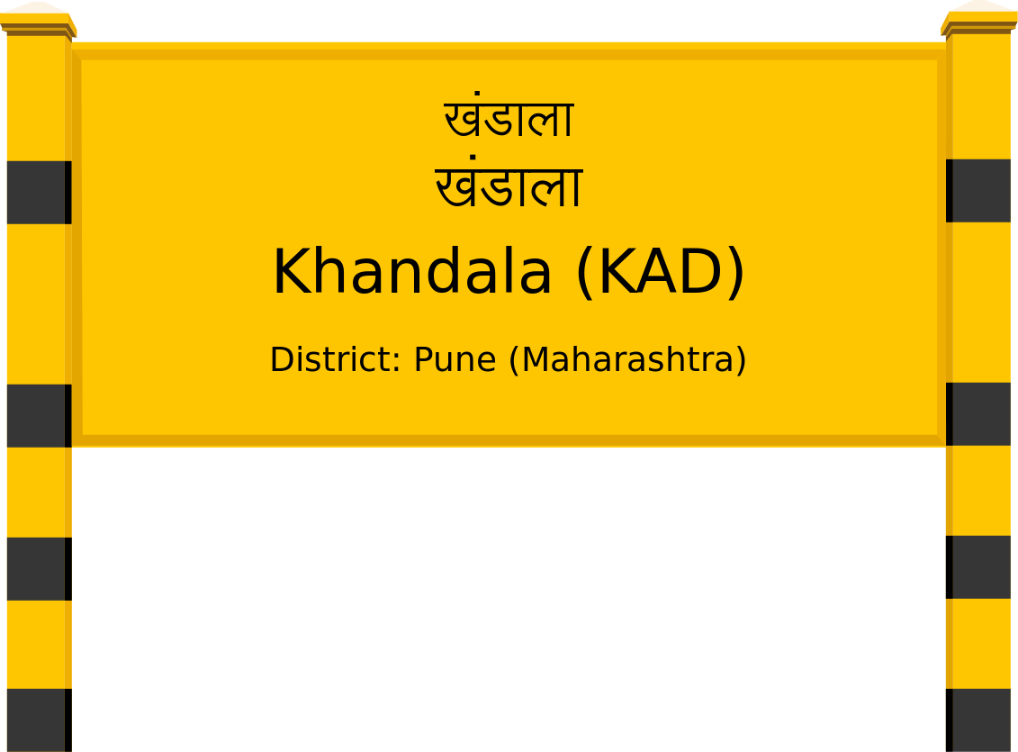Khandala (KAD) Railway Station