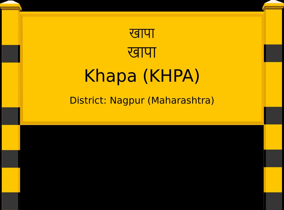 Khapa (KHPA) Railway Station