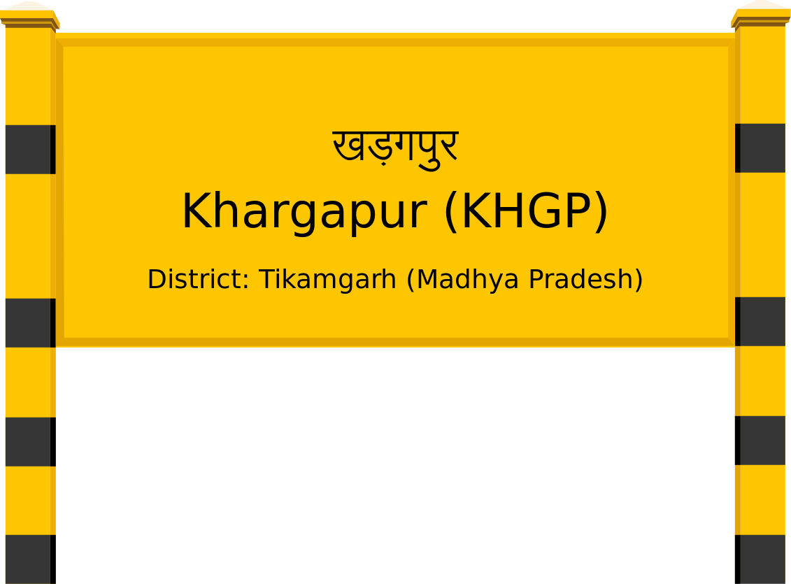 Khargapur (KHGP) Railway Station