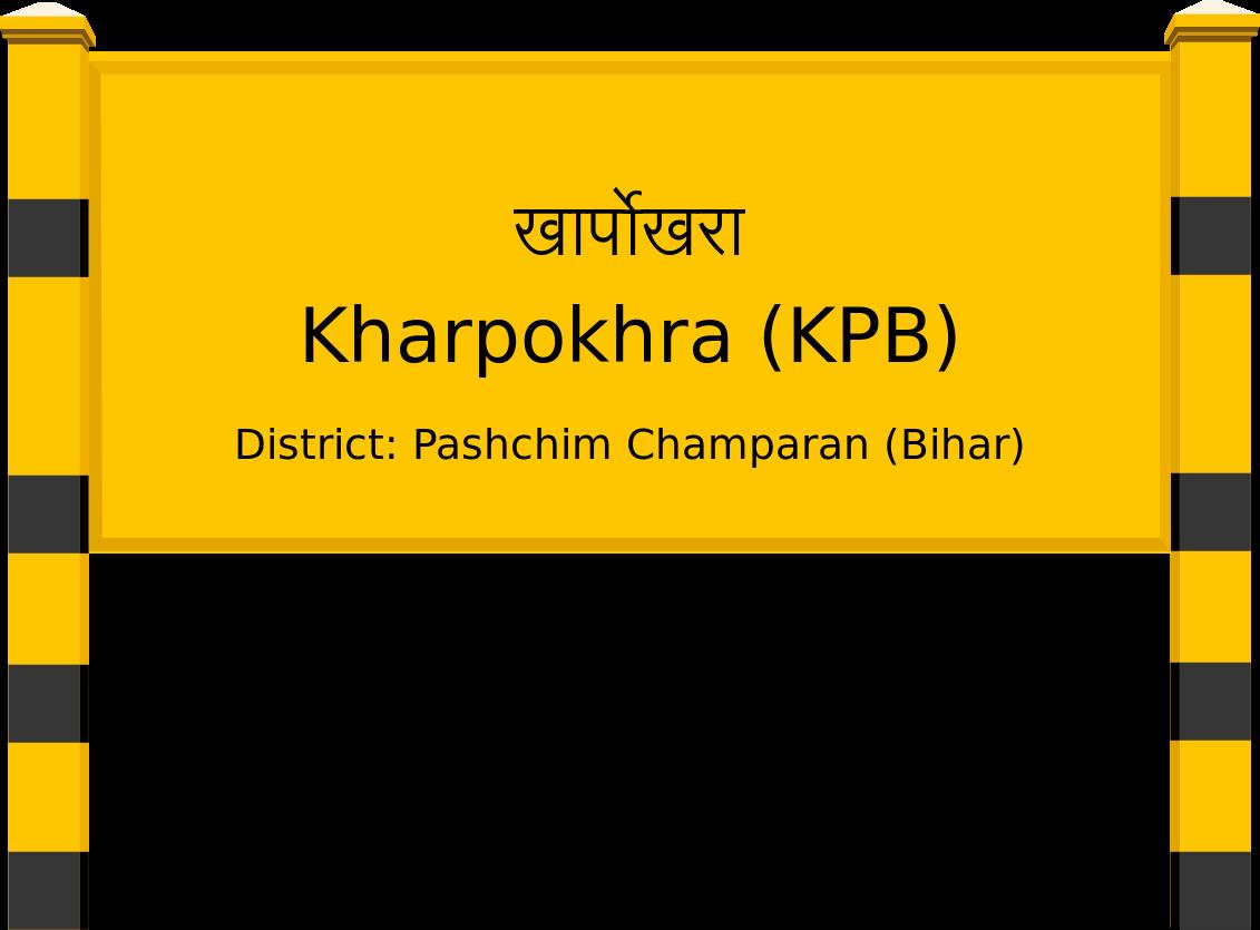 Kharpokhra (KPB) Railway Station
