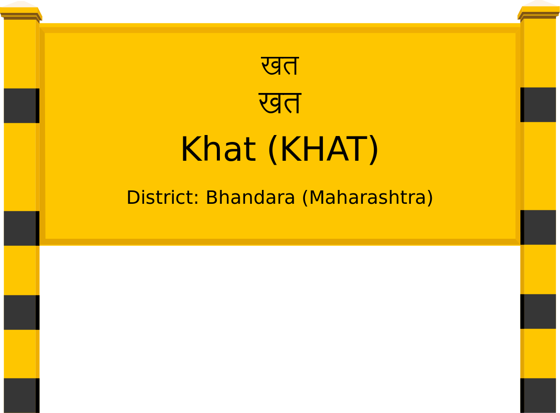 Khat (KHAT) Railway Station