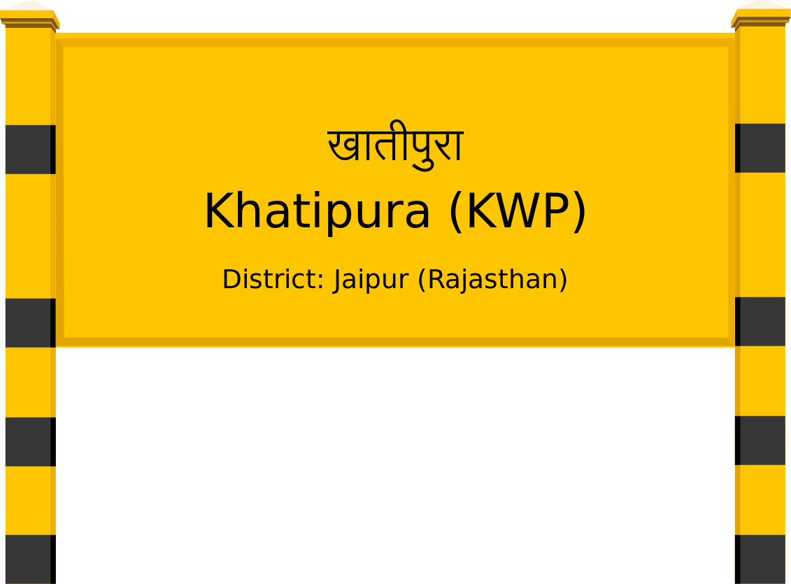 Khatipura (KWP) Railway Station
