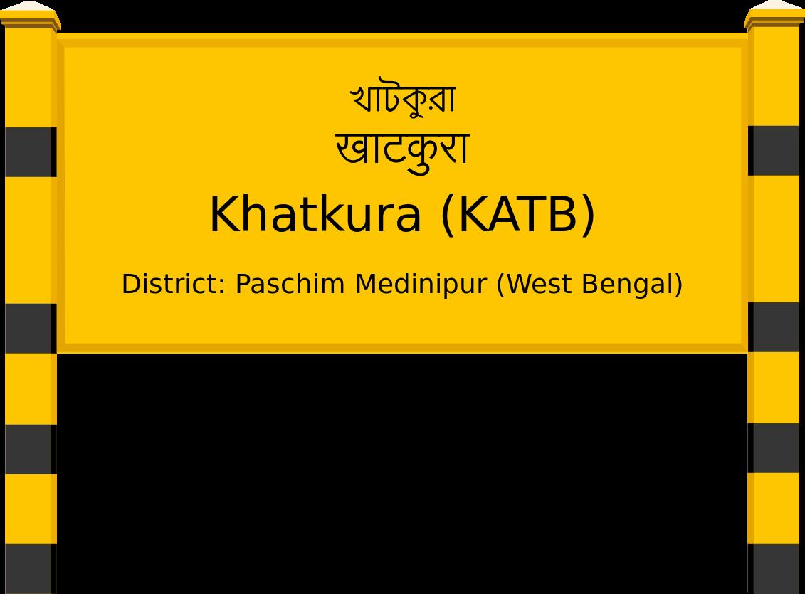 Khatkura (KATB) Railway Station