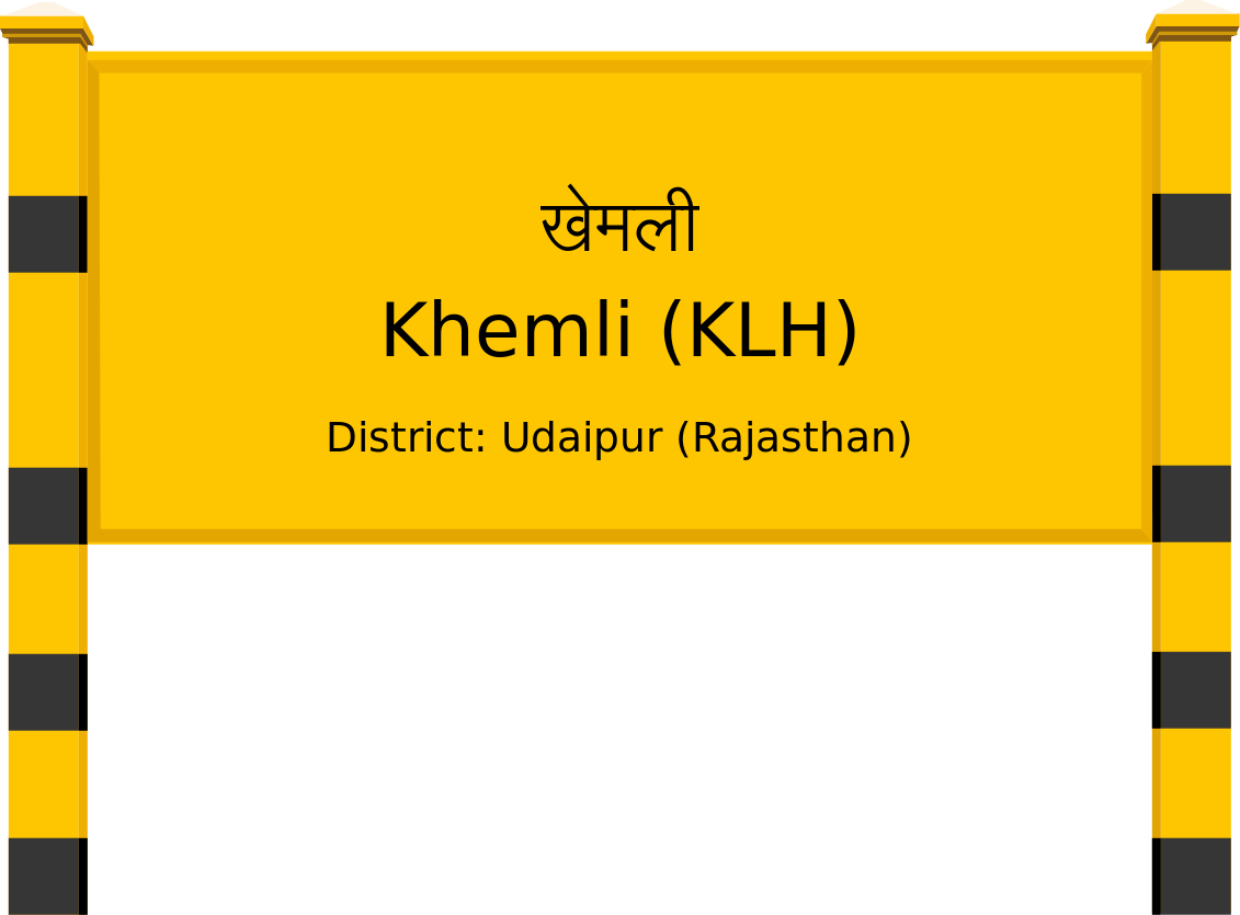 Khemli (KLH) Railway Station