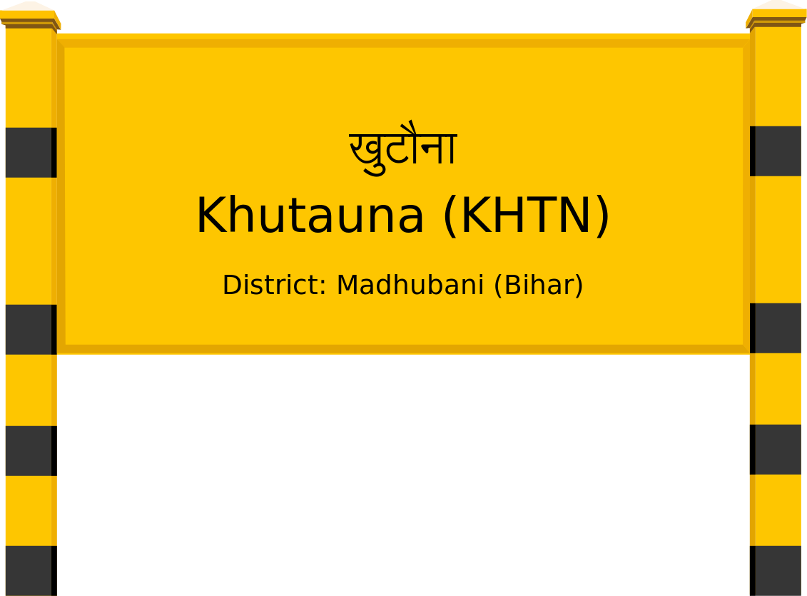 Khutauna (KHTN) Railway Station