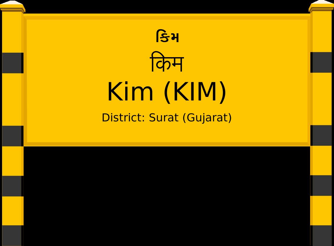 Kim (KIM) Railway Station
