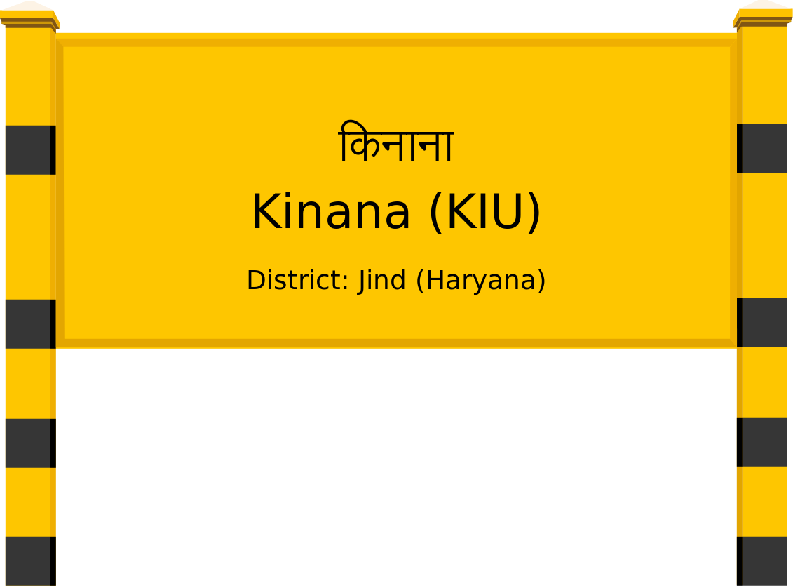 Kinana (KIU) Railway Station