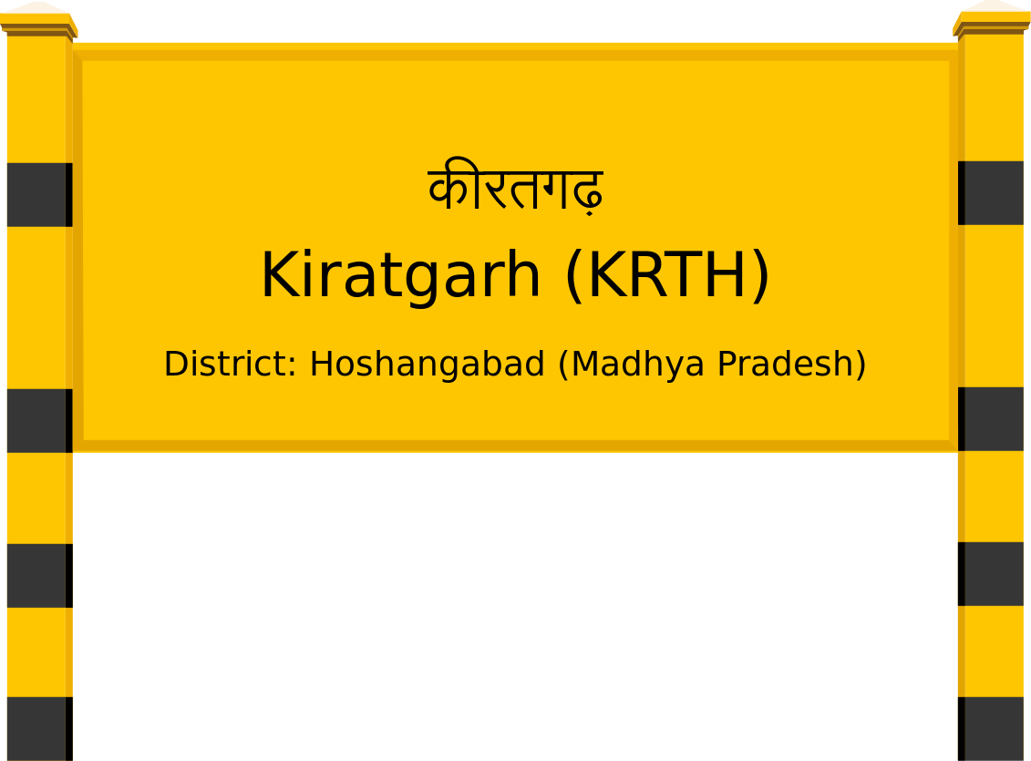 Kiratgarh (KRTH) Railway Station
