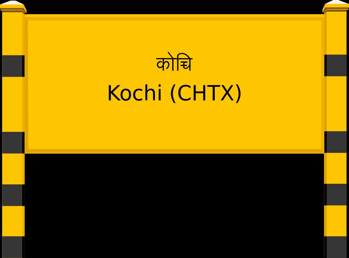 Kochi (CHTX) Railway Station