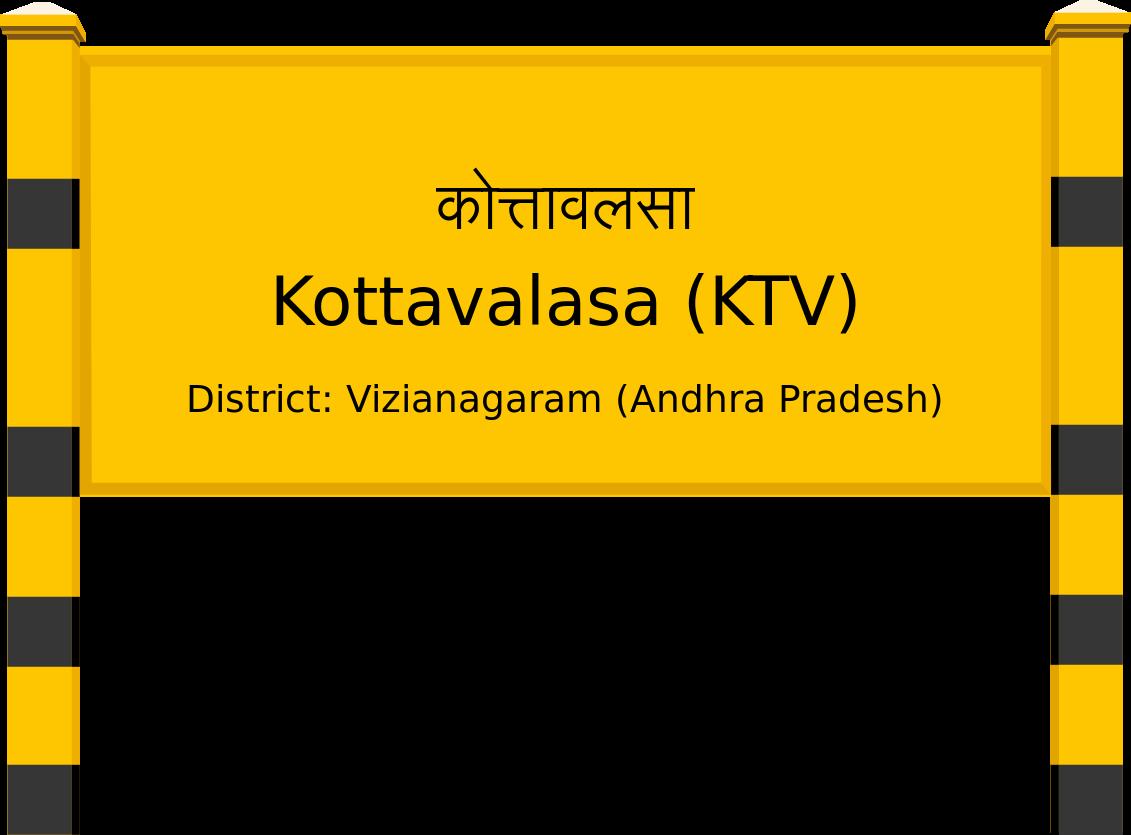 Kottavalasa (KTV) Railway Station