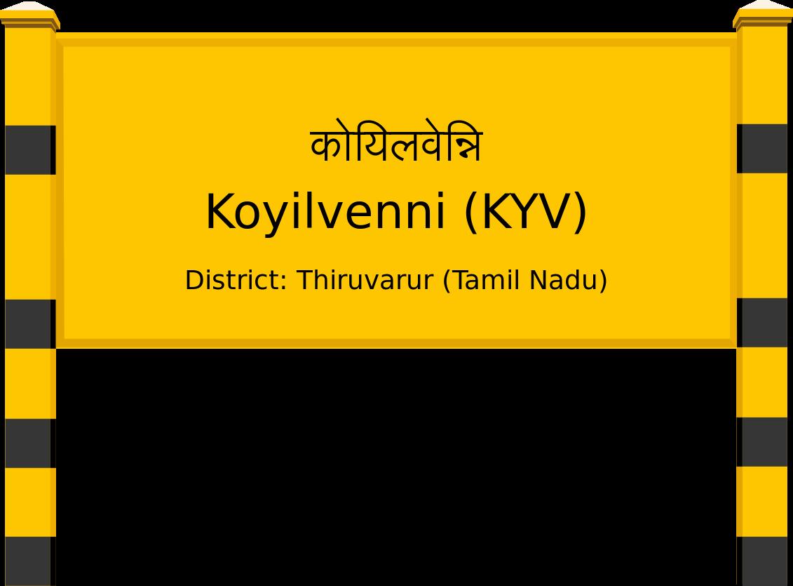 Koyilvenni (KYV) Railway Station