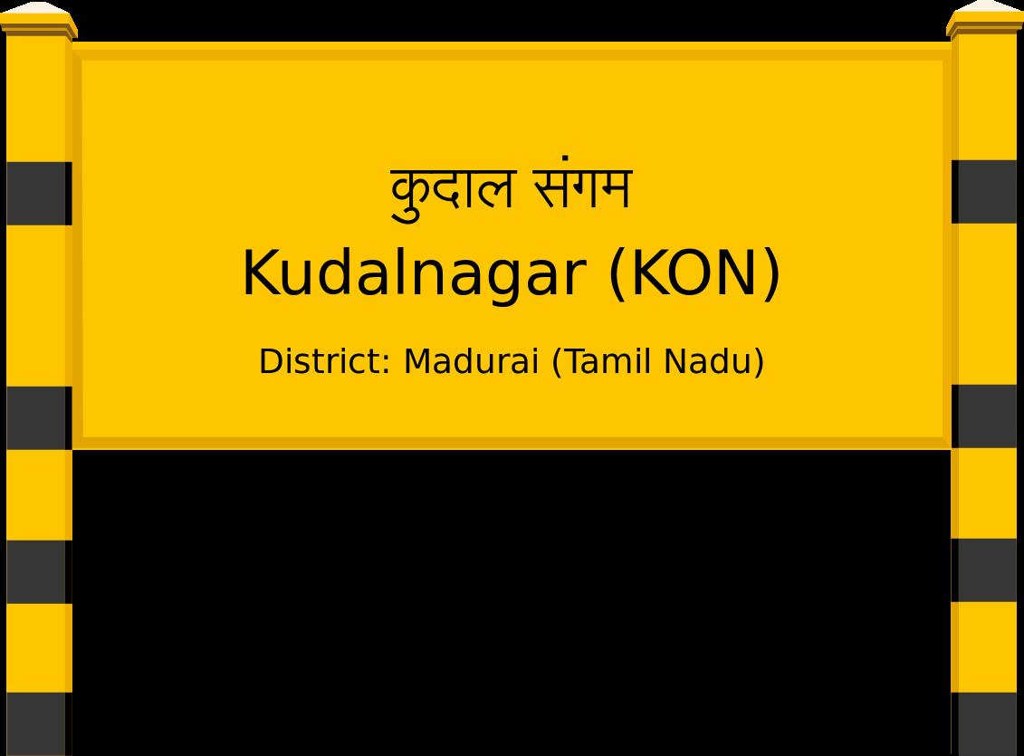 Kudalnagar (KON) Railway Station