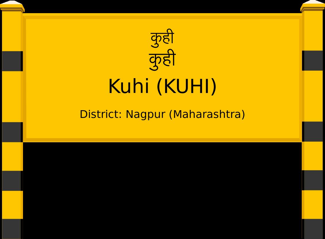 Kuhi (KUHI) Railway Station