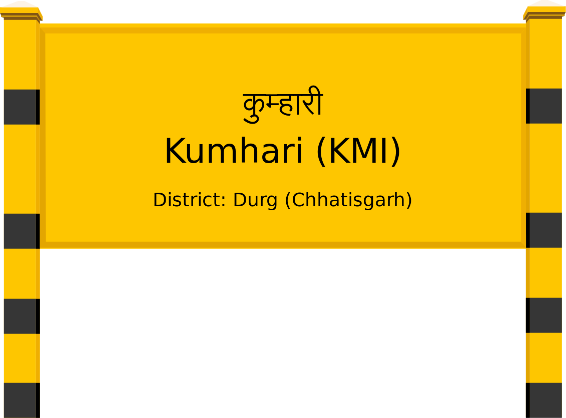 Kumhari (KMI) Railway Station