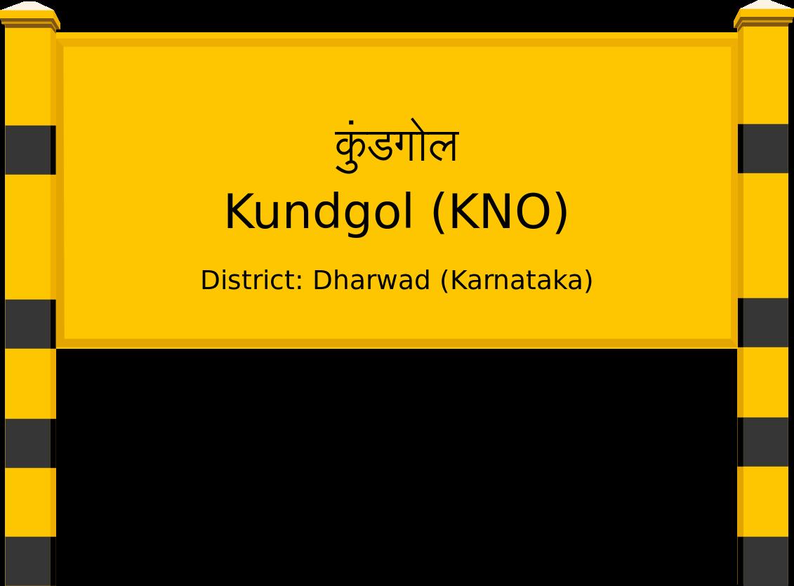Kundgol (KNO) Railway Station