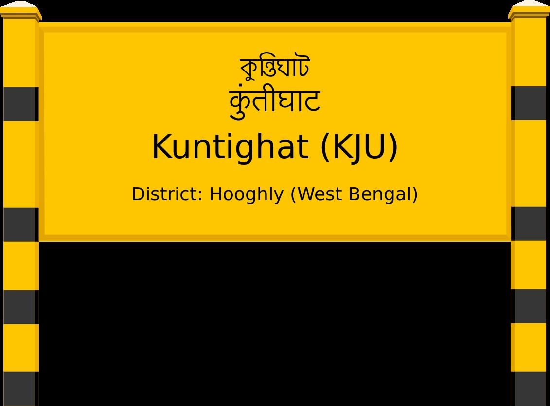 Kuntighat (KJU) Railway Station